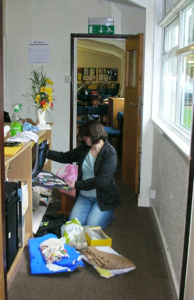 DBC Spring Clean - Decluttering