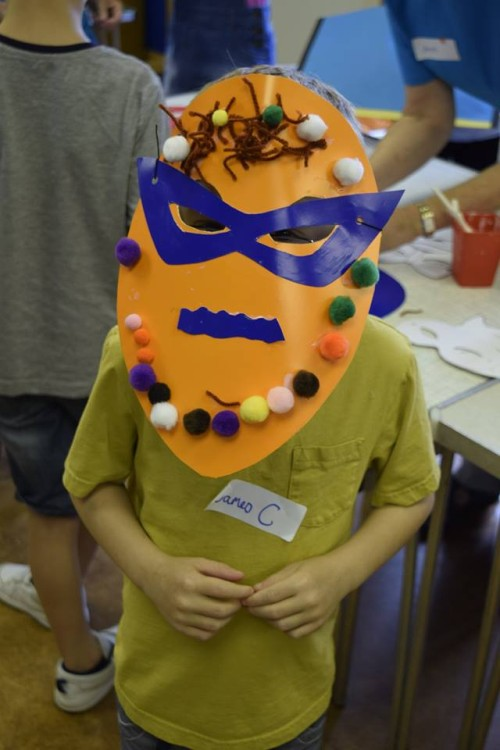 Holiday Club 2016 - A self-made monster