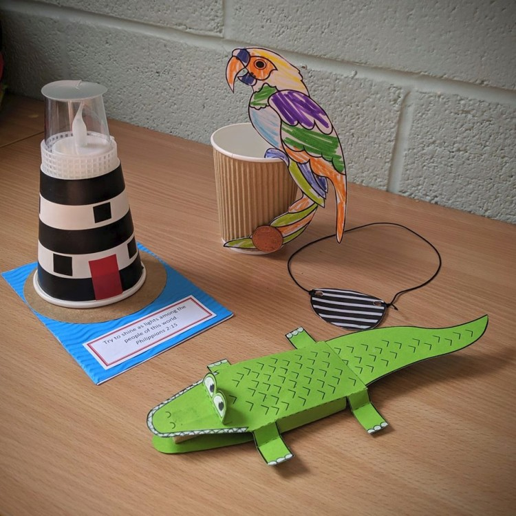 Holiday Club 2019 - Lighthouses, balancing parrots and snappy crocodiles