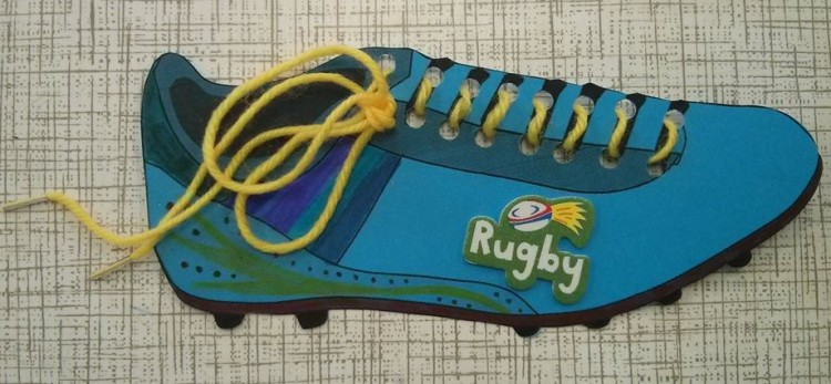 Messy Rugby - Get your equipment ready